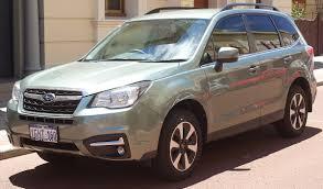 Subaru Forester - Wikipedia