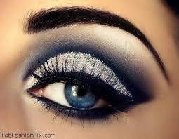 this first video shows how to do quick silver smokey eyes makeup look with creamy eyeshadow to add a modern and fresh vibe to the whole look