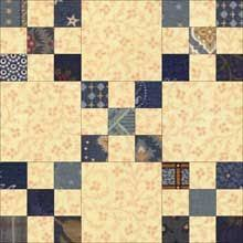 Single Irish Chain Quilt Patterns and Blocks | Patch quilt ... & Double Nine Patch Quilt Block Adamdwight.com