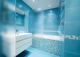 blue bathroom tile ideas: good good blue bathroom ideas