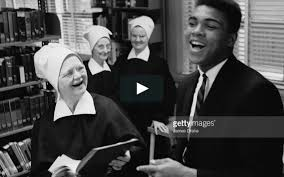 A Lifelong Friendship: Muhammad Ali and Sister James Ellen Huff on Vimeo