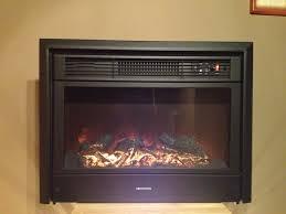 heat surge electric fireplace repair photos