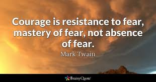 Famous Quotes About Fear