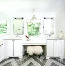 stools for bathroom vanity simple and neat design ideas with stool swivel  beautiful using rectangular mirrors