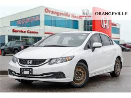 2016 honda civic lx stk y18016a in orangeville image 1 of 19