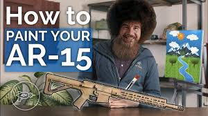 How to Paint Your AR-15 [Forget the Camo Krylon!] - YouTube