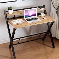 topfire l shape corner computer desk