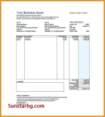 Free Electronic Invoice Electronic Invoice Template Explain Form Repair Zumbox Co