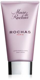 <b>Rochas Muse De</b> Rochas Body Lotion 150ml- Buy Online in ...