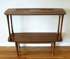 medium large original source via brown wooden wall punted mid century modern media stand target small wooden standing cross small white wooden tv stand