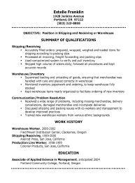 ... Bright Ideas Shipping Clerk Resume 3 Shipping Clerk Resume Sample ...
