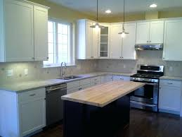awesome white cabinets with butcher block kitchen gallery white cabinets butcher block island antique white cabinets
