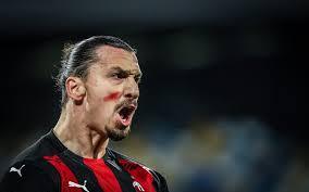 Zlatan Napoli Milan