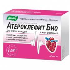 Купить <b>Атероклефит Био капс</b> №<b>60</b> от Эвалар по цене от 587 ...