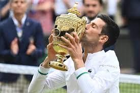 Novak Djokovic Wins Wimbledon - The New ...