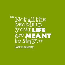 Book Of Serenity Quote About Life