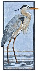 wall arts great blue heron metal wall art wooden heron wall art for most popular