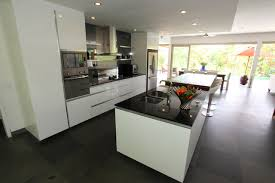 modern kitchen floors. Island Stone Andesite Floor Kitchen Modern-kitchen Modern Floors