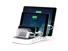 Hanging Charging Station Griffin Powerdock 5 Charging Station Overview Play3r