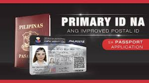 In Postal-id - When Manila