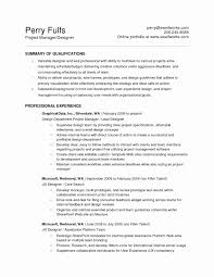 Prototype Test Engineer Sample Resume Server Cover Letter Awesome Inspirational Test Engineer Resume 12