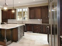 Kitchen Dark Cabinets Light Countertops Joanne Russo HomesJoanne