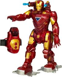 Free printable spiderman coloring pages for kids. Amazon Com Iron Man Walking Rc Robot Toys Games