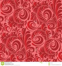 Vintage Wallpaper Patterns Stunning Vintage Wallpaper Pattern Stock Illustration Illustration Of