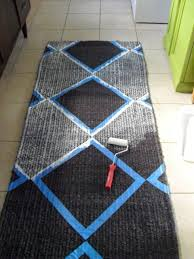 carpet paint. orlando goods decoration diy home inspiration throwback thursday: paint a rug! carpet n