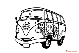 Disney Cars Coloring Pages Free Printable Coloring Book Coloring