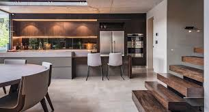 Polished Concrete Floor Kitchen Polished Concrete Floors Brisbane Gold Coast Ozgrind