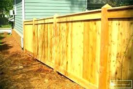 cheap wood fence panels picturizeme