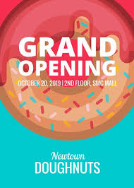 Grand Opening Flyer Best Customize 48 Grand Opening Flyer Templates Online Canva
