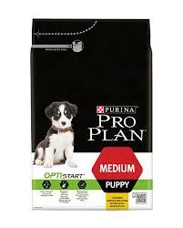 Purina Puppy Chow Weight Chart Optistart Medium Puppy Food Purina Pro Plan Dog