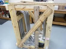 lennox heat exchanger. lennox 96l74 78 almn heat exchanger no colbx,baffbrk