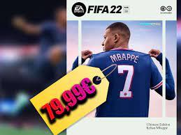 FIFA 22 kaufen: Ultimate Edition für 80 Euro – Preis-Trick spart euch 25%