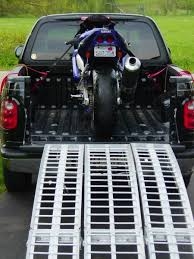 Pickup trucks and motorcycle ramps ? How do you do that ? | General ...