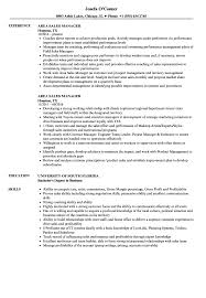 Sales Director Resume Sample Area Sales Manager Resume Samples | Velvet Jobs