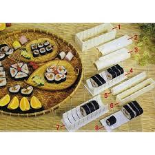 Generic Sushi Cooking Tools DIY <b>10 pcs Sushi</b> Maker Sushi Roll ...
