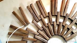 assembling a diy wooden doormat reality daydream round