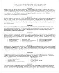 Strong Resume Examples Great Resume Examples Samples Of Great Resumes Great Resume Samples