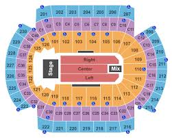 Xcel Energy Concert Seating Chart Xcel Energy Center Seating Chart Saint Paul