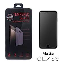 2 5d anti glare matte frosted tempered glass screen protector for iphone 7 8 x xr xs max with retail box tempered glass screen protector 5s glass cell