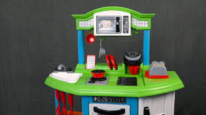 American Homestyle Kitchen My Very Own Cozy Comfort Kitchen From American Plastic Toys Youtube