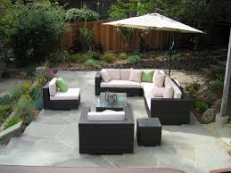 modern wicker patio furniture. Image Of: Black Outdoor Wicker Patio Furniture Sets Modern