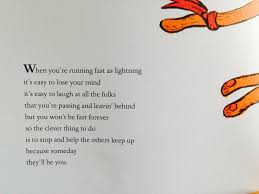 Do Good Quotes Fascinating When You're Running Fast As Lightning It's Easy To Lose Your Mind
