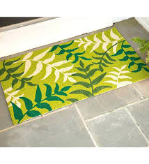 all weather rugs our exclusive fern rug is indoor pretty outdoor tough hand tufted loop pile