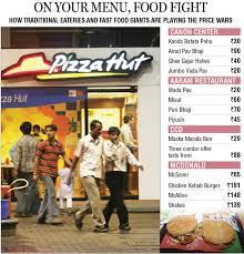 Fast Food Vs Street Food Fight To See How Mumbai City Eats