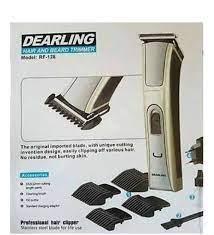 Dearling Rf-128 Profesyonel Saç ve Sakal Traş Makinesi