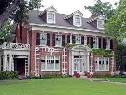 exterior colonial house design. Terrific Small Brick Colonial House Plans Patio Exterior New At Design W